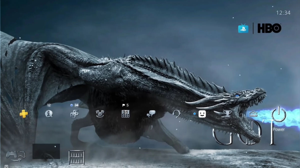 Game of Thrones x PlayStation 4