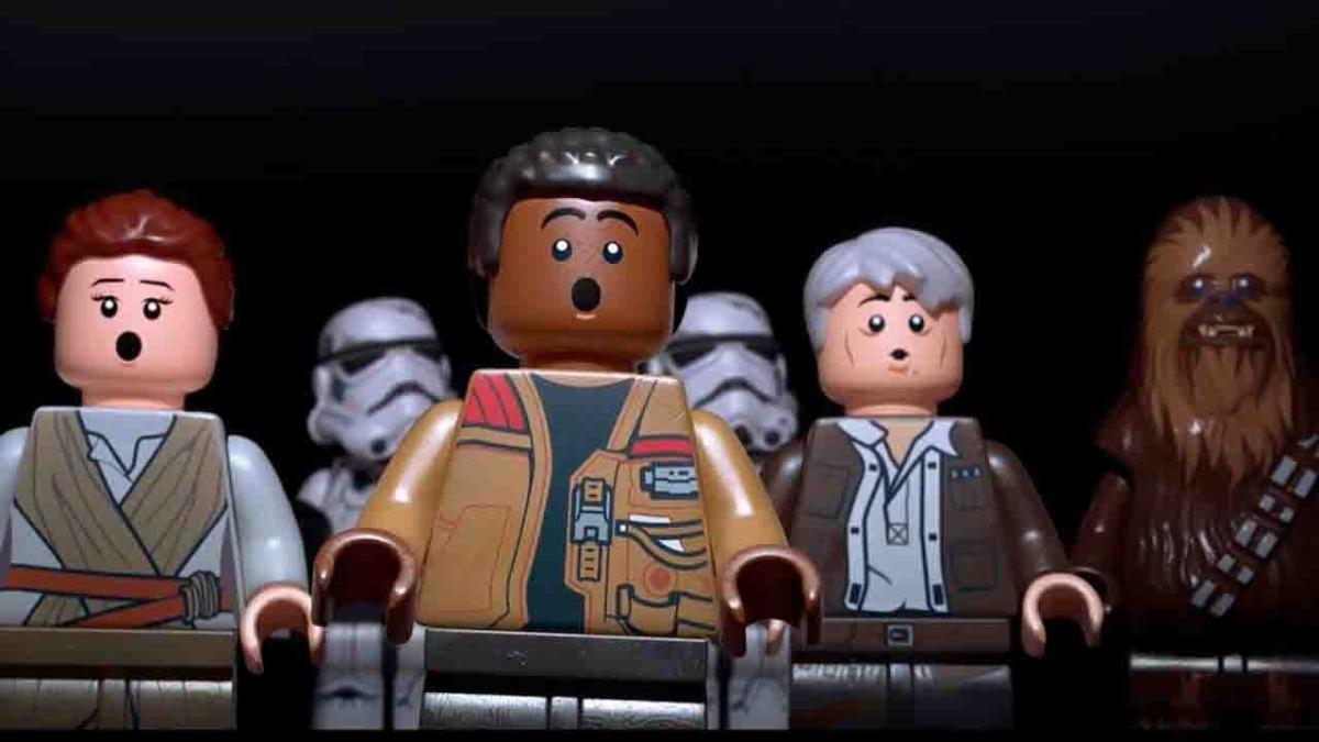 LEGO: Star Wars