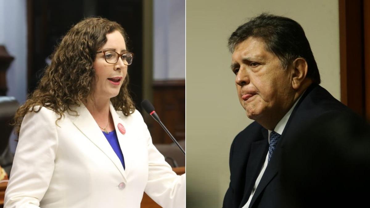 Rosa Bartra presidió la comisión que investigó el caso Lava Jato.