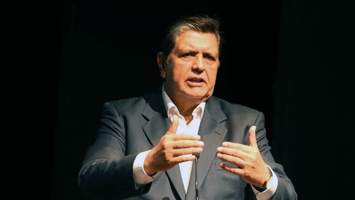 Murió expresidente Alan García