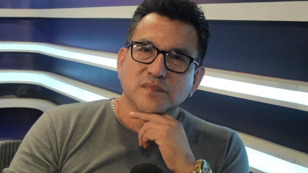 Hernán Vidaurre decide que será la última vez que imite al fallecido Alan García.