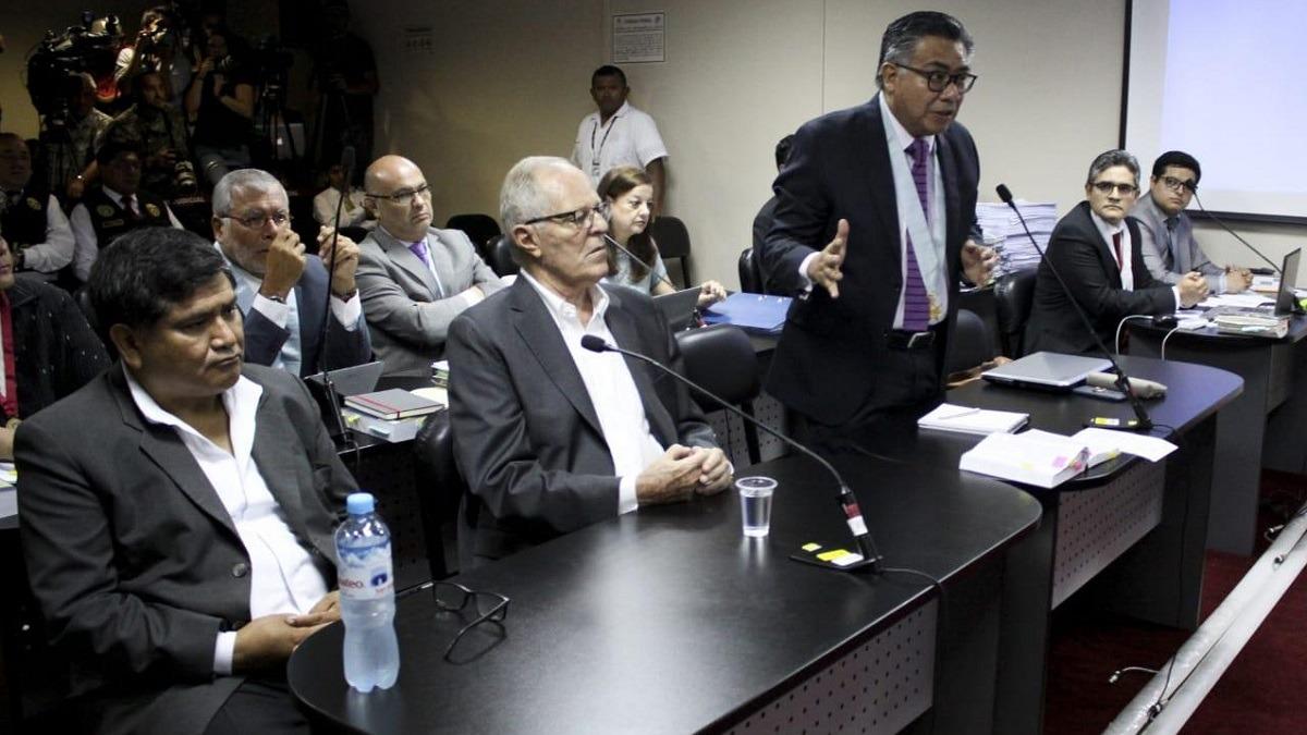 El expresidente enfrenta un pedido de prisión preventiva de 36 meses.