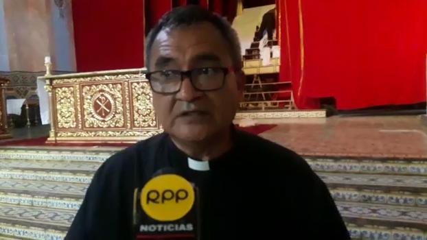 Párroco de la Iglesia San Pedro de Lambayeque