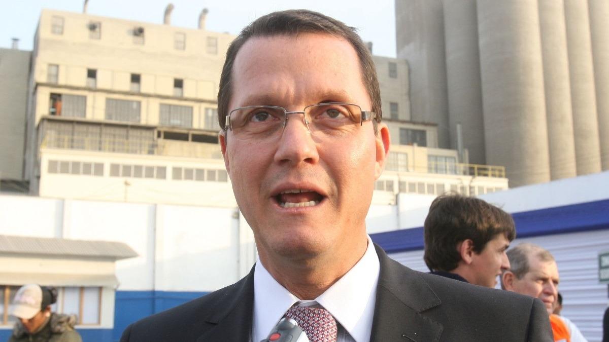 Jorge Barata, exrepresentante de Odebrecht en el Perú.