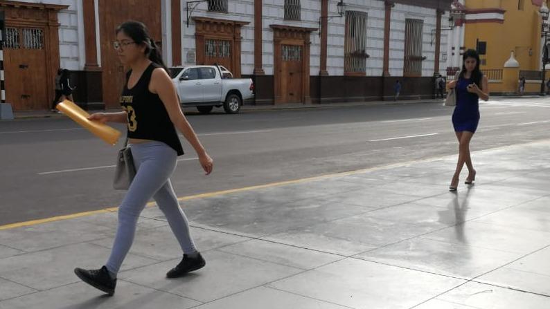 Ciudadanas venezolanas piden sanciones efectivas contra este accionar.