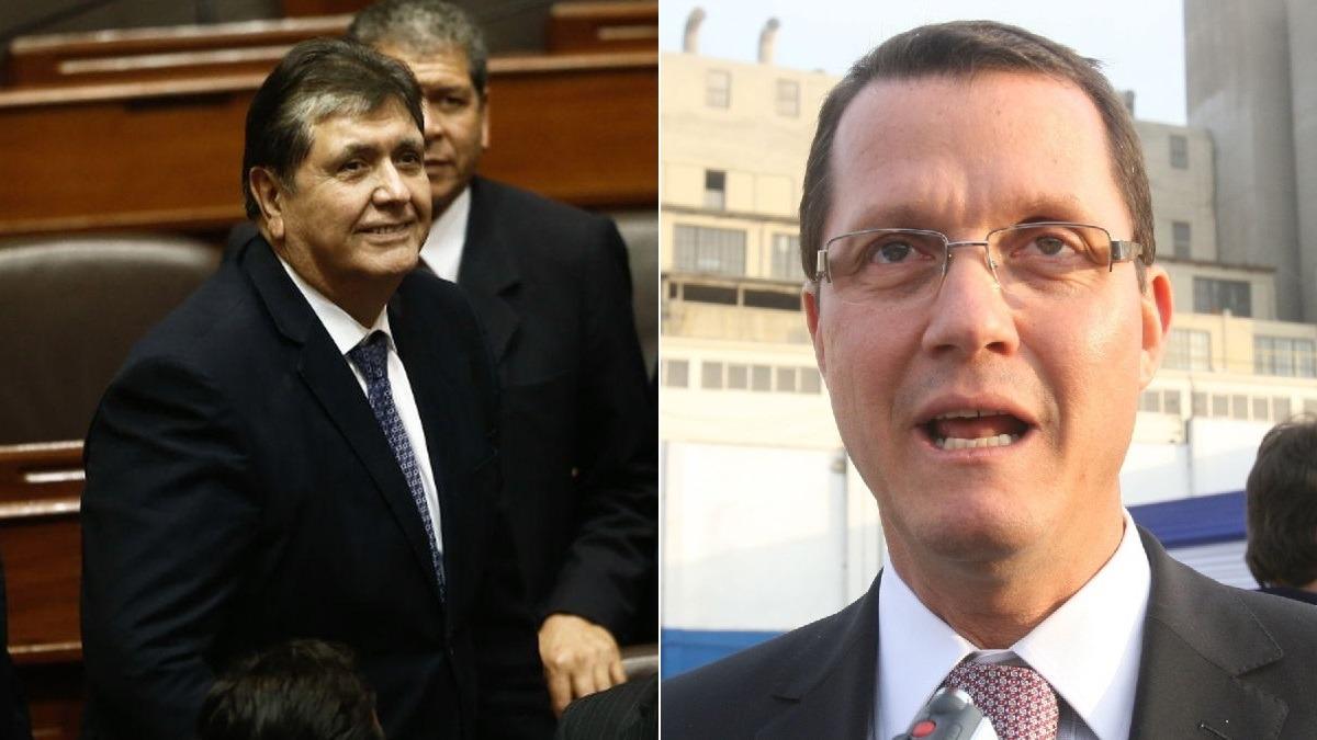 Jorge Barata es interrogado por fiscales peruanos en Curitiba, Brasil.