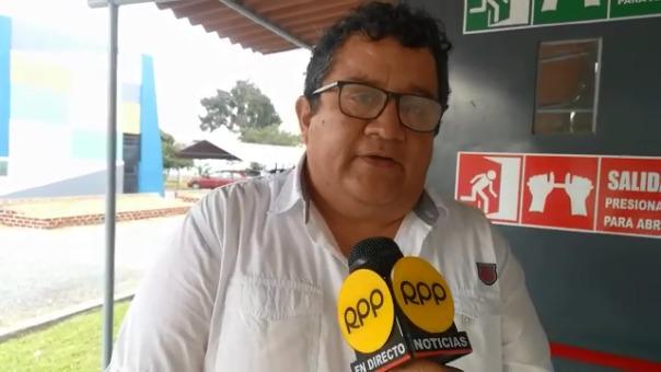 El gerente regional de Educación, Rafael Moya, detectó cuatro casos de agresión de docentes hacia sus alumnos.