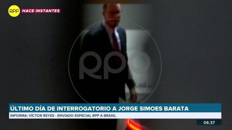 Así fue el arribo de Jorge Barata a la Procuraduría de Curitiba.