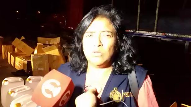 Fiscal Elvira Aldana Tello