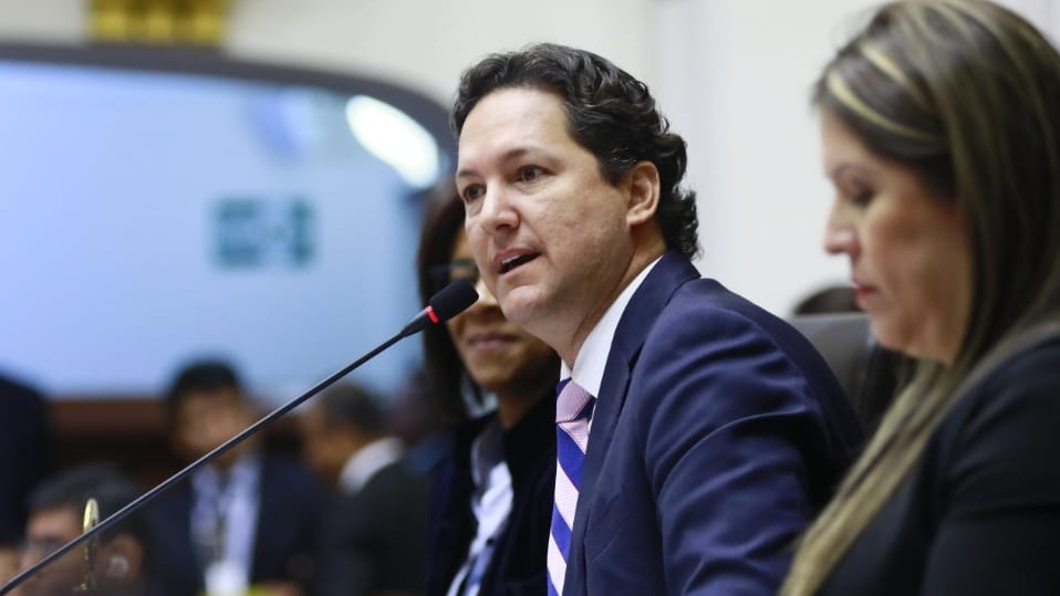 Daniel Salaverry fue crítico con la denuncia de Jorge Castro.