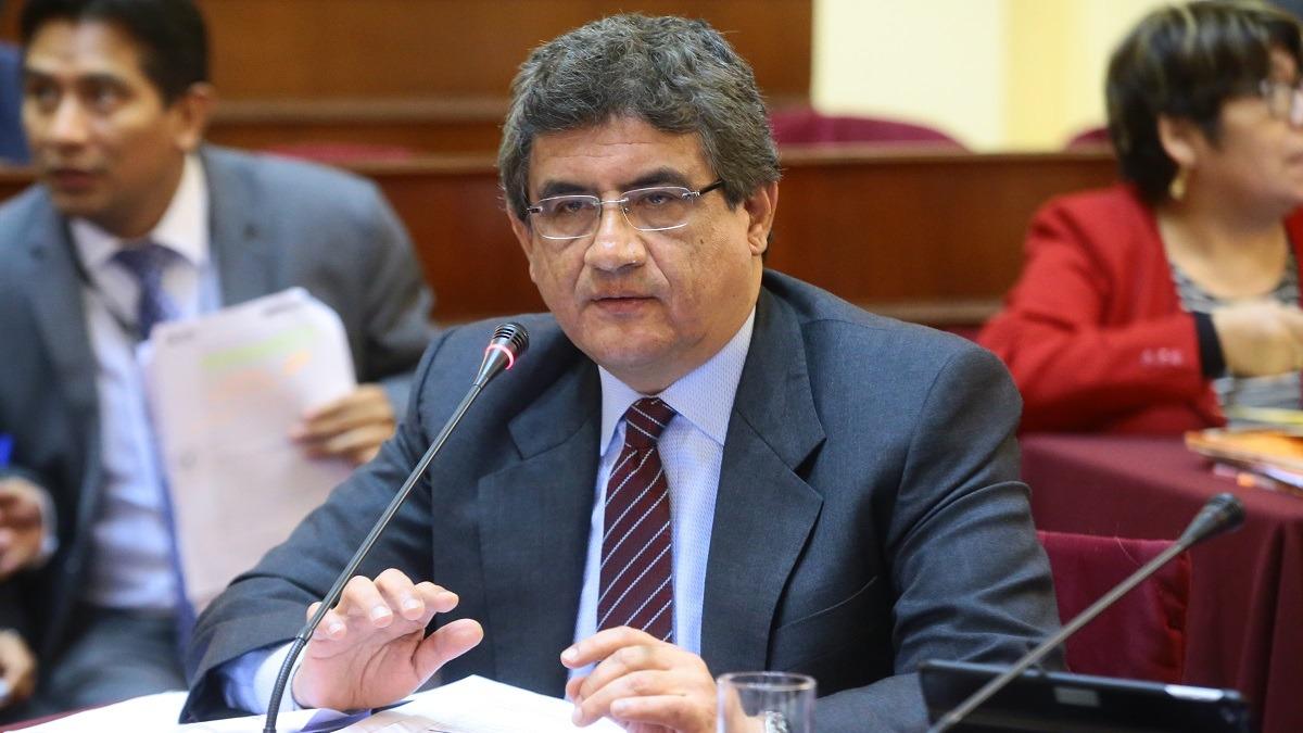 Juan Sheput, congresista de la bancada Concertación Parlamentaria.