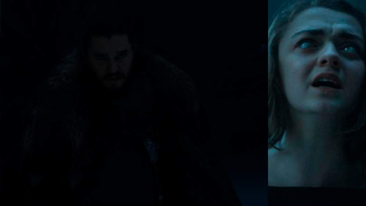 Director de fotografía de la serie explica el motivo de la oscuridad en el capítulo.
