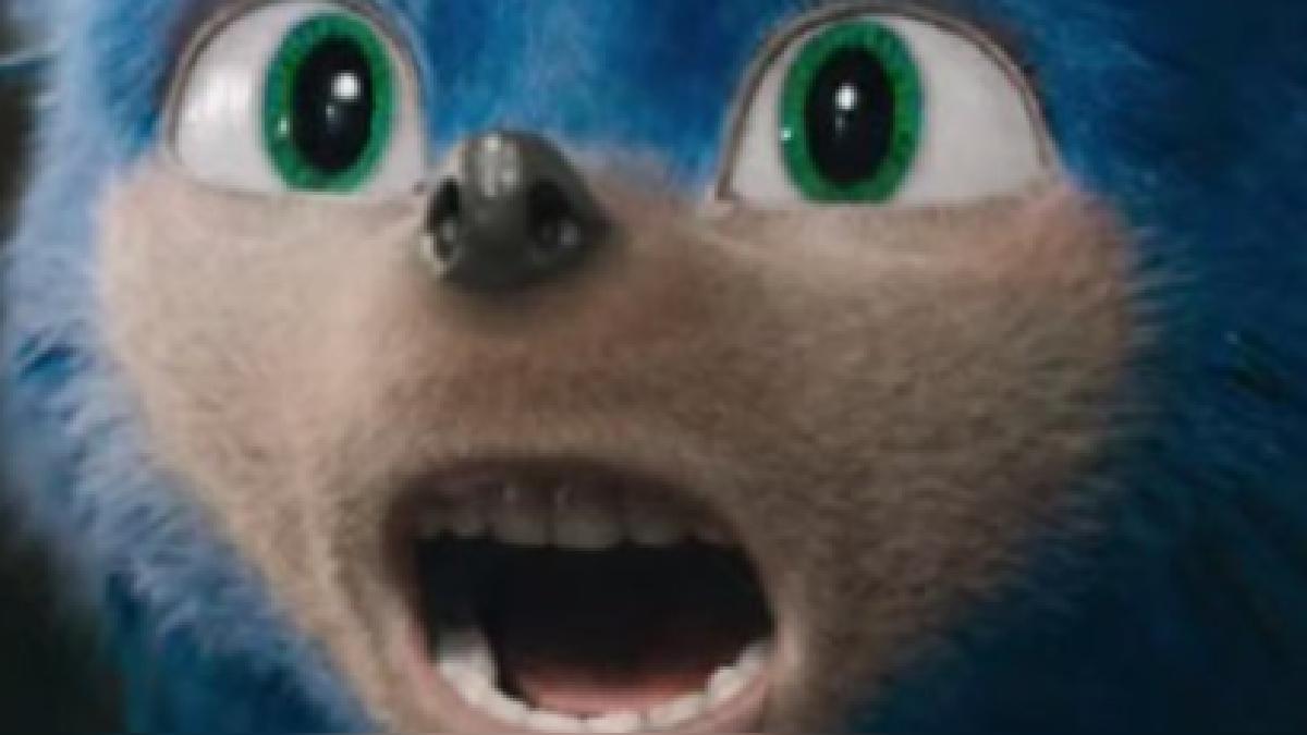 Los fanáticos de Sonic no están muy contentos sobre el diseño y el concepto de la película en general.