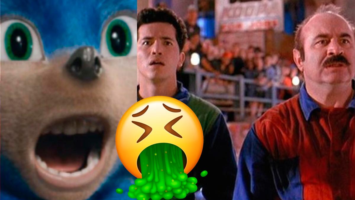 ¿Se unirá Sonic a este infame grupo de películas?