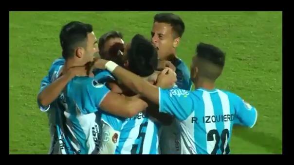 Esta es la quinta etapa de Richard Pellejero vistiendo la camiseta del Atlético Cerro.
