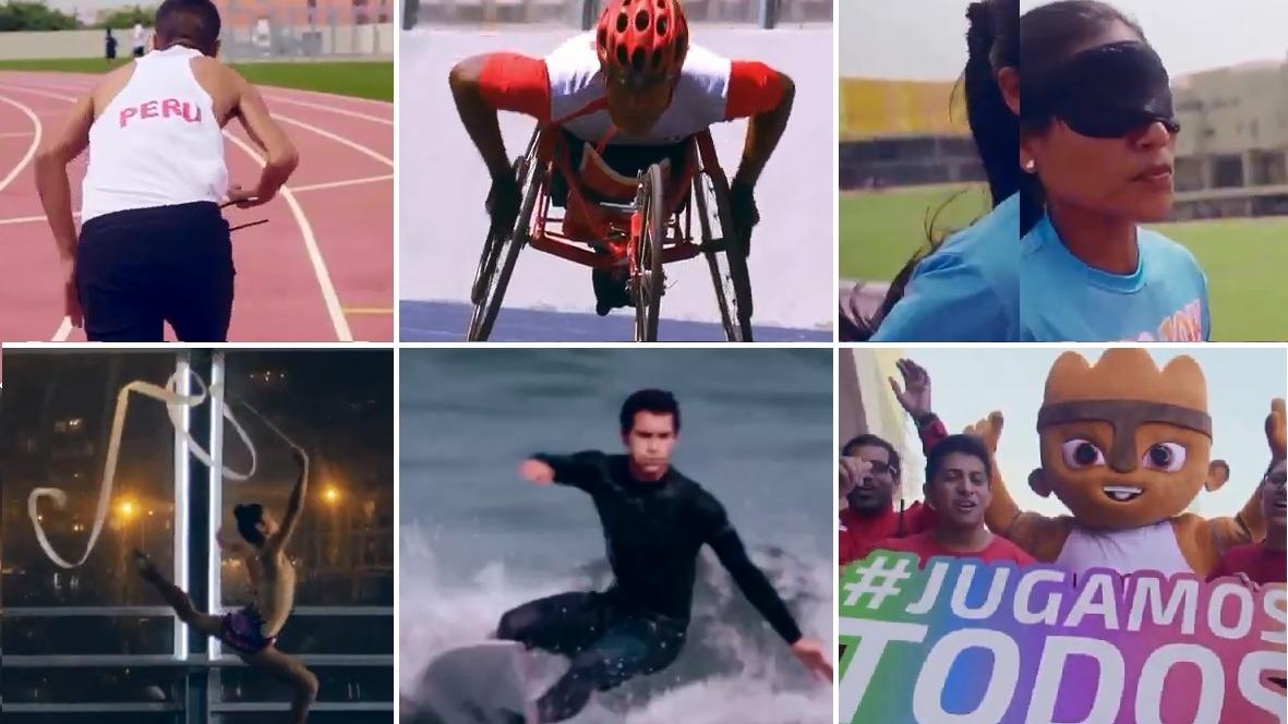 Juegos Panamericanos y Parapanamericanos Lima 2019.