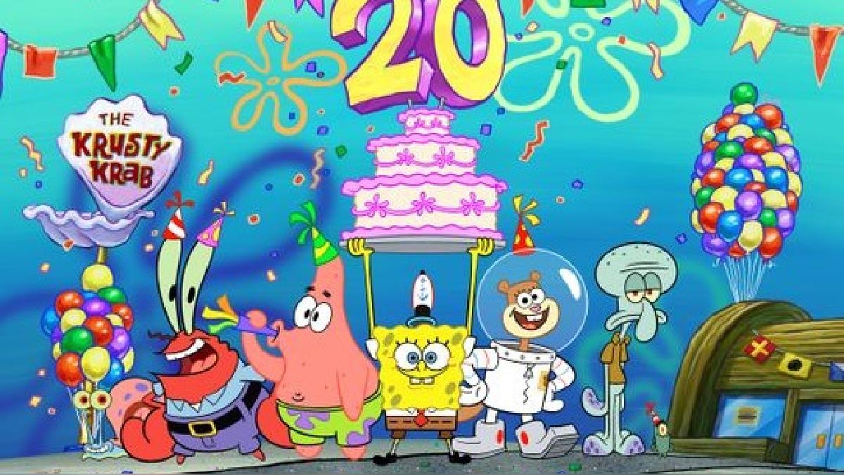¡Feliz cumpleaños, Bob!