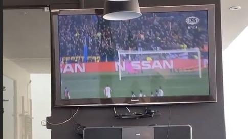 El video de Juan Vargas sobre Lionel Messi en Instagram.