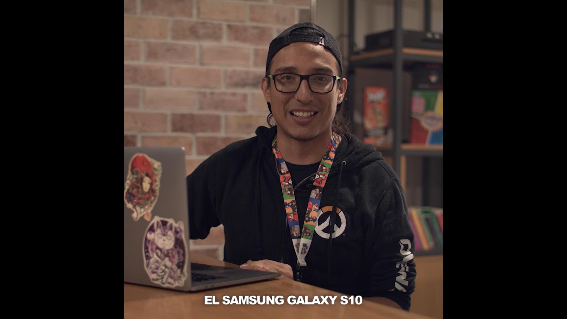 Conoce 4 cosas que puedes hacer con el Samsung Galaxy S10.