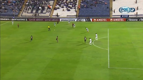 Así fue el primer gol anotado por Renato Tarifeño en el compromiso ante Alianza Lima.