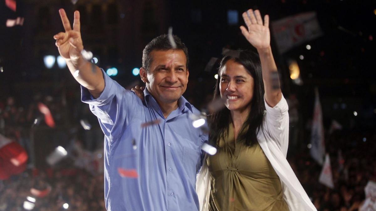 Fiscalía pide 26 años para Nadine Heredia y 20 para Humala.