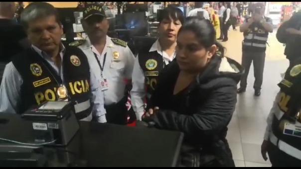 Patricia Angélica Ferro Robles (40) fue detenida por autoridades de Chile y enviada a nuestro país tras recibir por error S/353.479 en una cooperativa de ahorros.