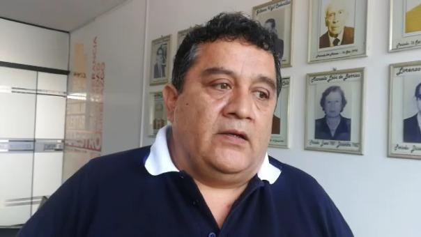 El gerente regional Rafael Moya.