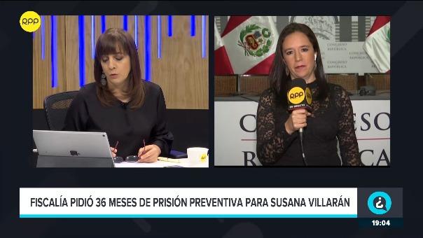 La congresista Marisa Glave habló con Patricia del Río en el programa '¿Quién tiene la Razón?' de RPP.