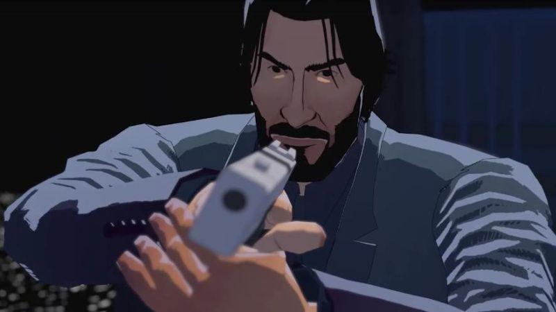 Este es el primer tráiler del videojuego basado en la saga John Wick.