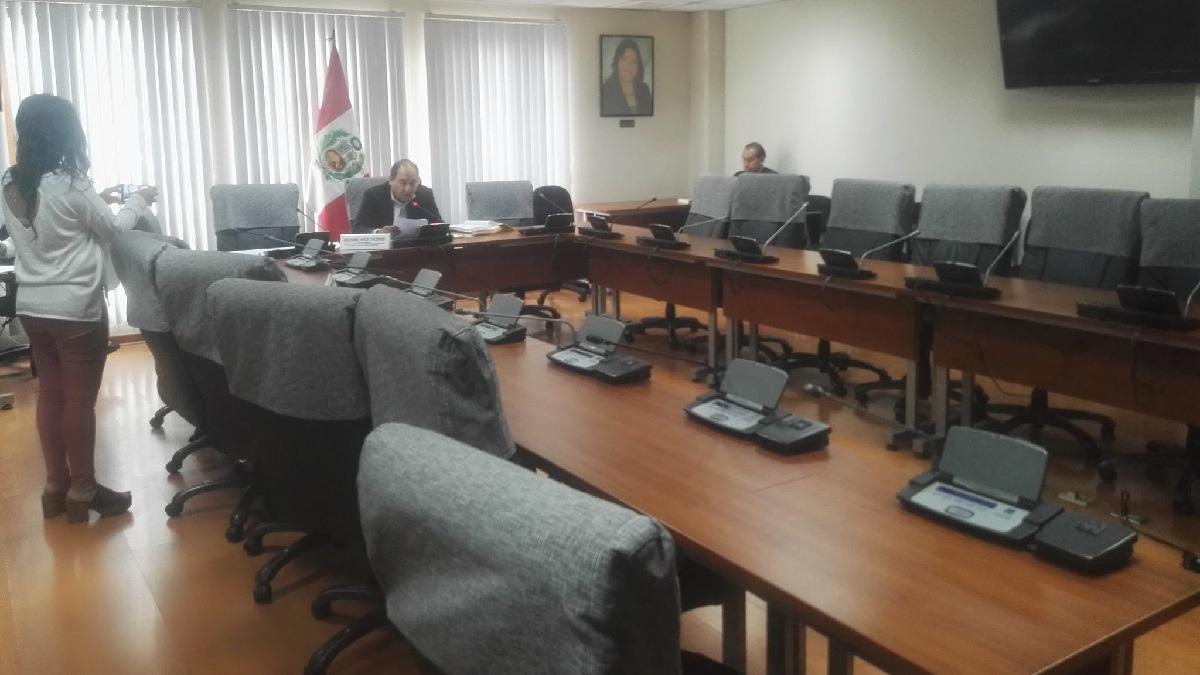 La Comisión de Defensa al Consumidor tenía previsto sesionar esta mañana.