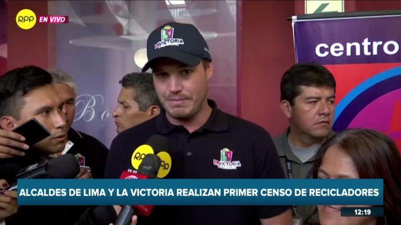 George Forsyth habló sobre el pedido de prisión preventiva para Susana Villarán.
