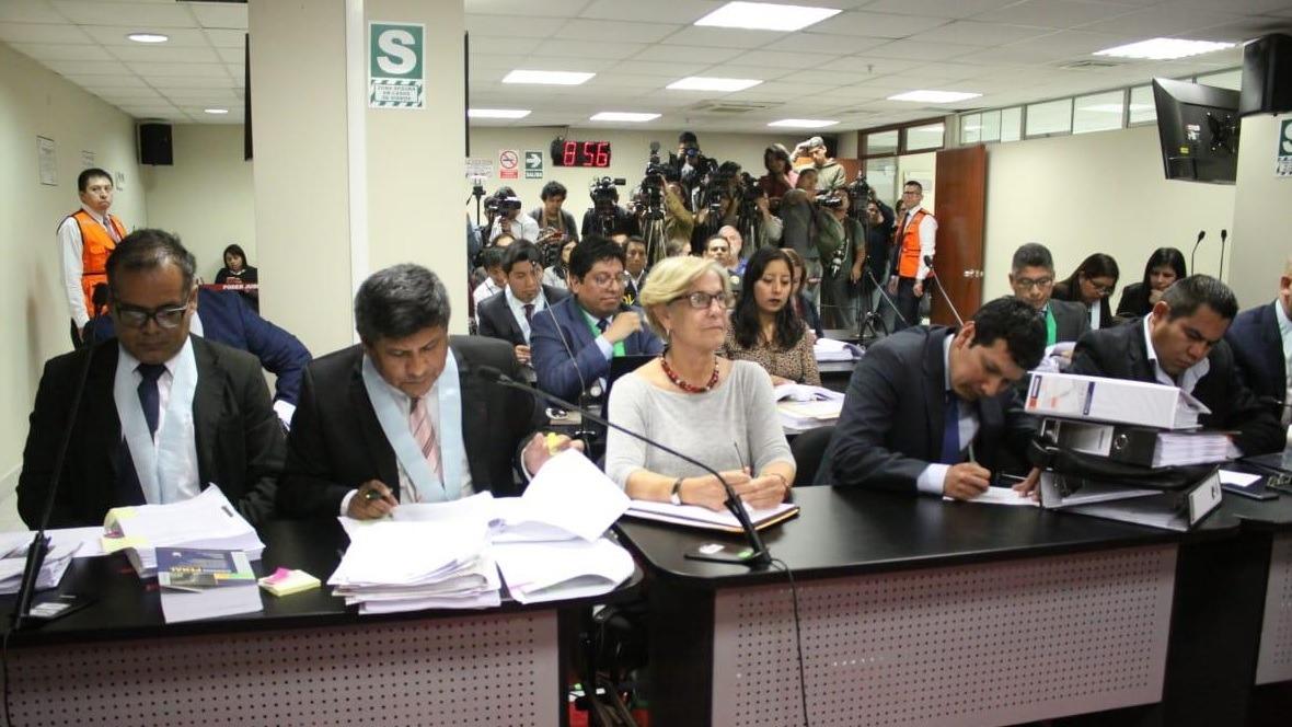 Susana Villarán es investigada por los aportes de OAS y Odebrecht a sus campañas.