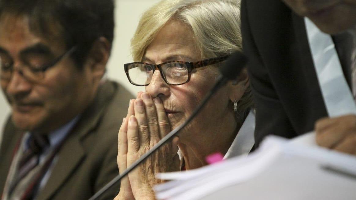 Susana Villarán es investigada por los aportes a sus campañas.
