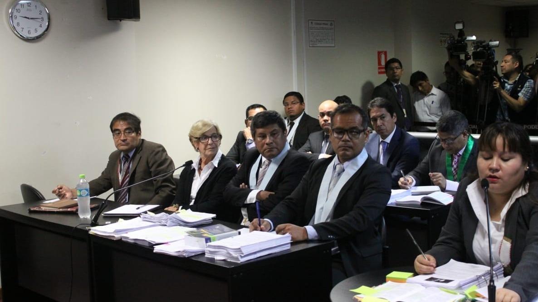 La exalcaldesa de Lima es investigada por los aportes a sus campañas.