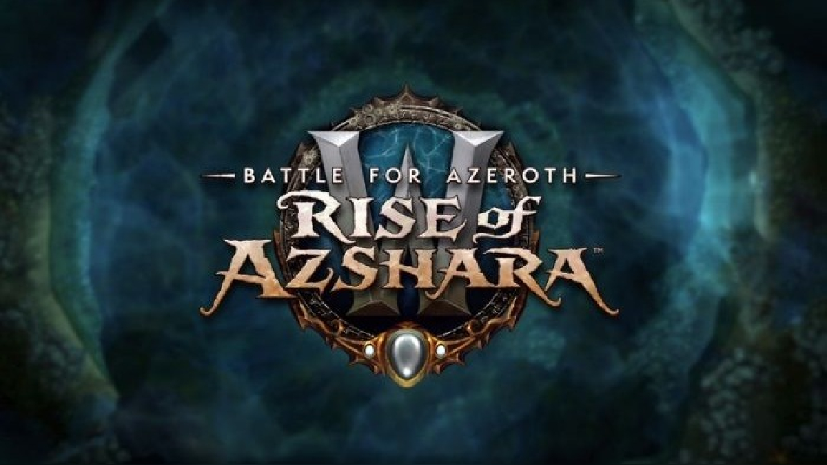Los héroes de Azeroth viajarán a las profundidades a enfrentar a la reina Azshara.