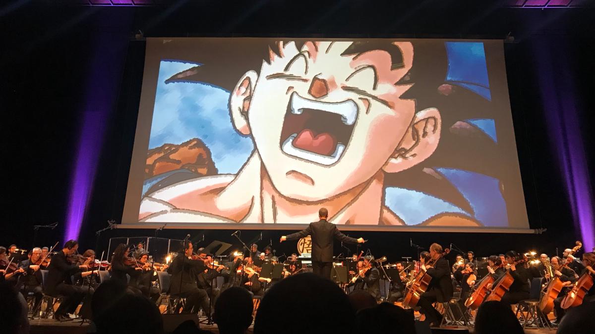 Los temas de Dragon Ball será interpretados por músicos profesionales.