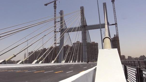 Así es el puente más ancho del mundo