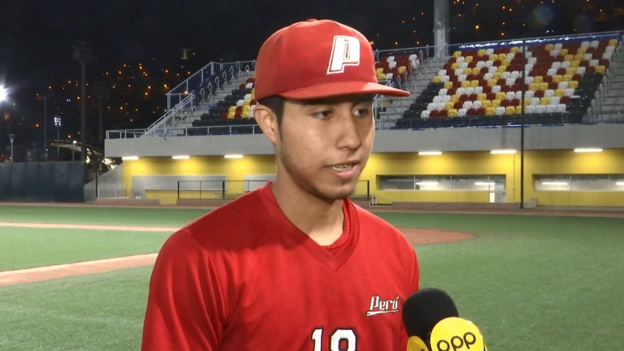 Wilson Montoya, venezolano que lucha por un lugar en la Selección Peruana.
