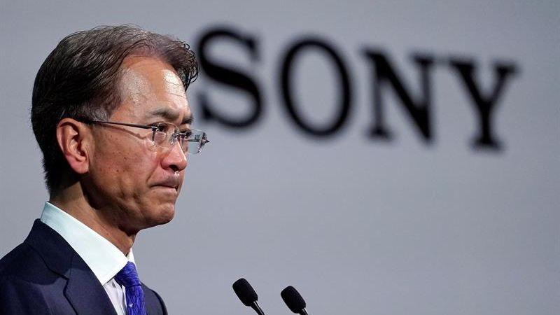 El presidente y consejero delegado de Sony, Kenichiro Yoshida, presentó su estrategia corporativa para 2019-2020.