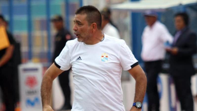 Claudio Vivas tras victoria de Cristal: