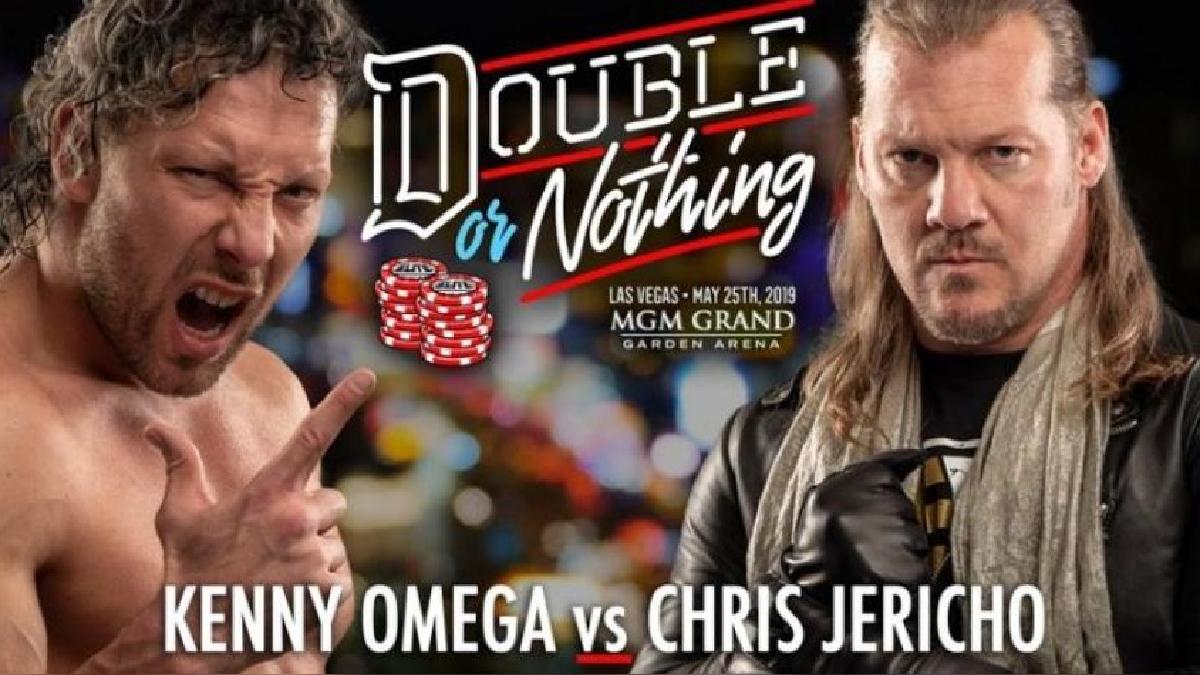 Kenny Omega vs Jericho