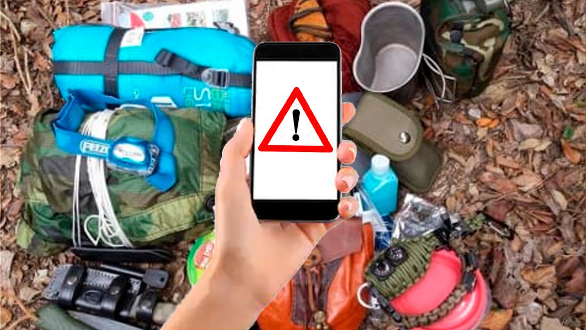 Estas son cinco recomendaciones para utilizar la tecnología responsablemente en caso de una emergencia.