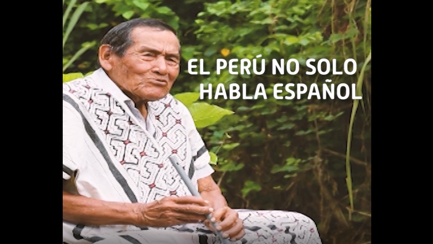 Conoce más sobre las lenguas originarias del Perú.