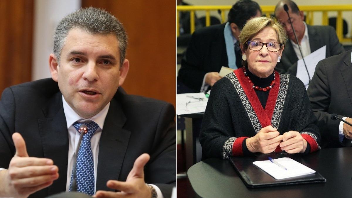 Susana Villarán cumple una orden de prisión preventiva.