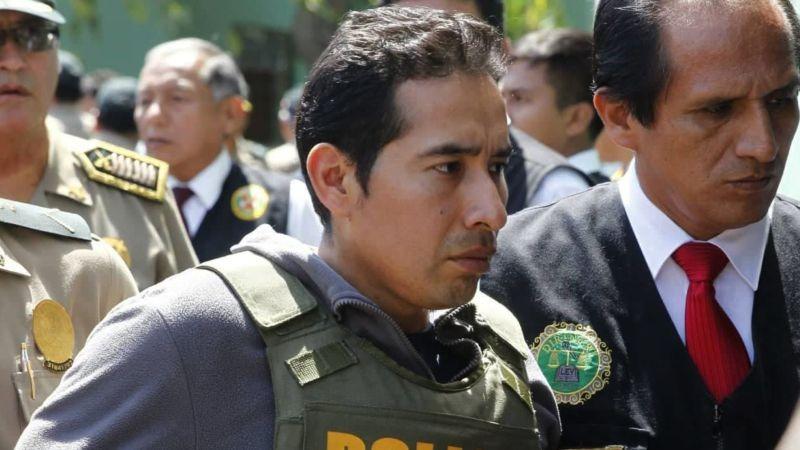 Carlos Hualpa Vacas fue condenado a 35 años de prisión por el feminicidio de Eyvi Ágreda.