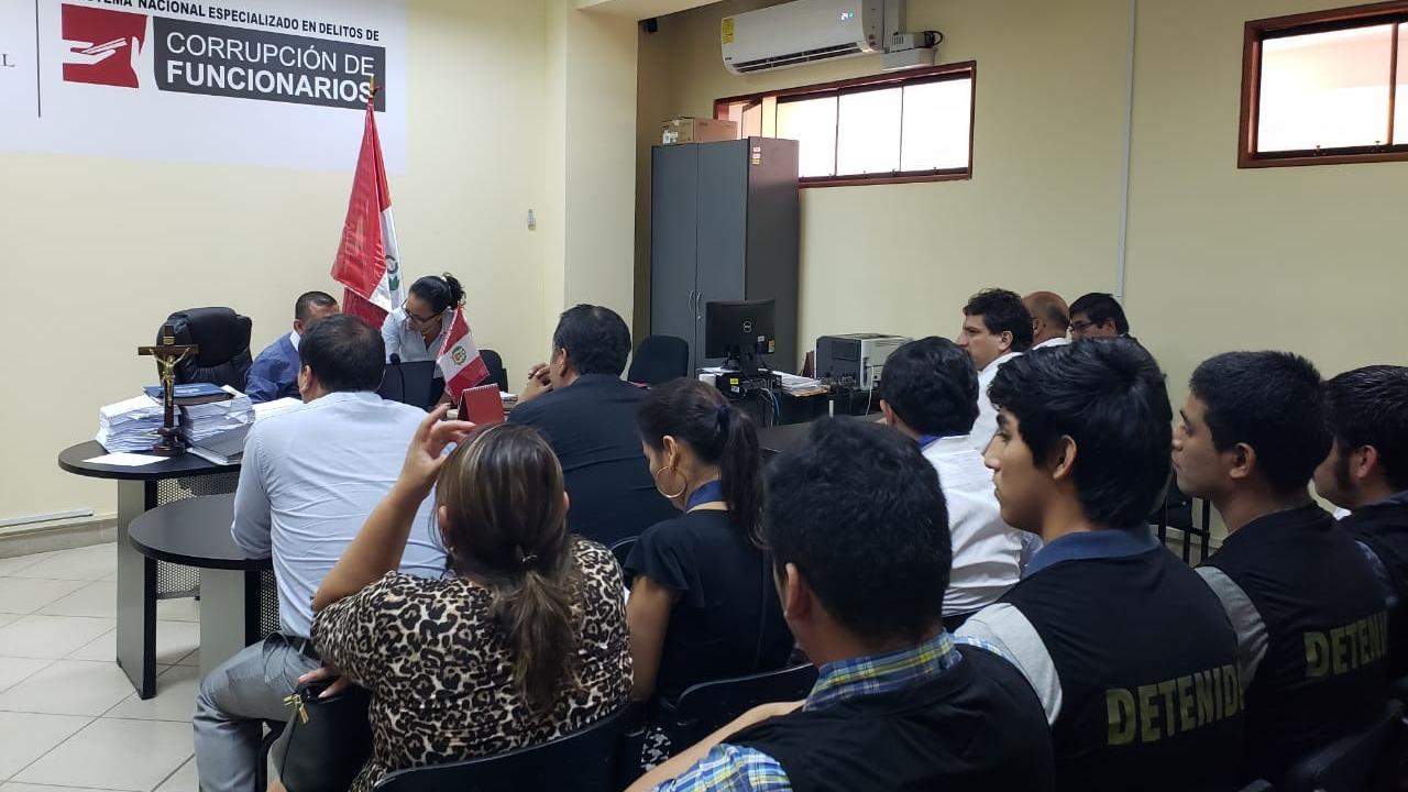 Audiencia de Los Sanguinarios de Chiclayo