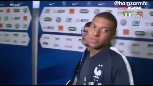 ¿Mbappé se va al Real Madrid?