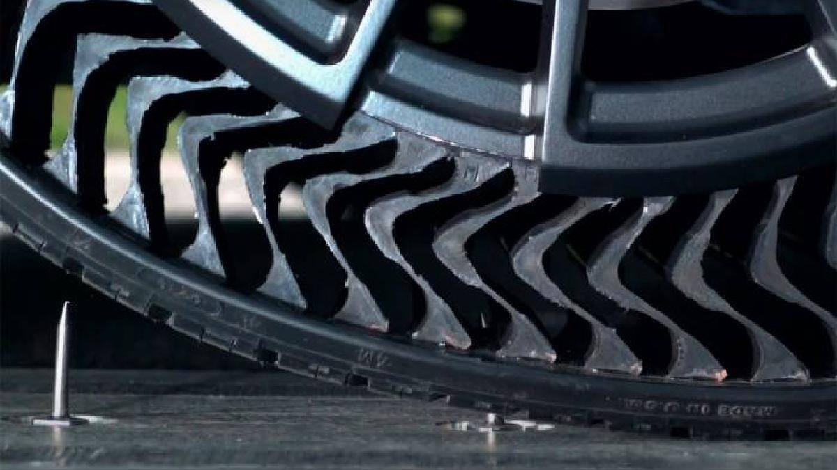 Michelin busca un próximo futuro más sostenible gracias al proyecto UPTIS.