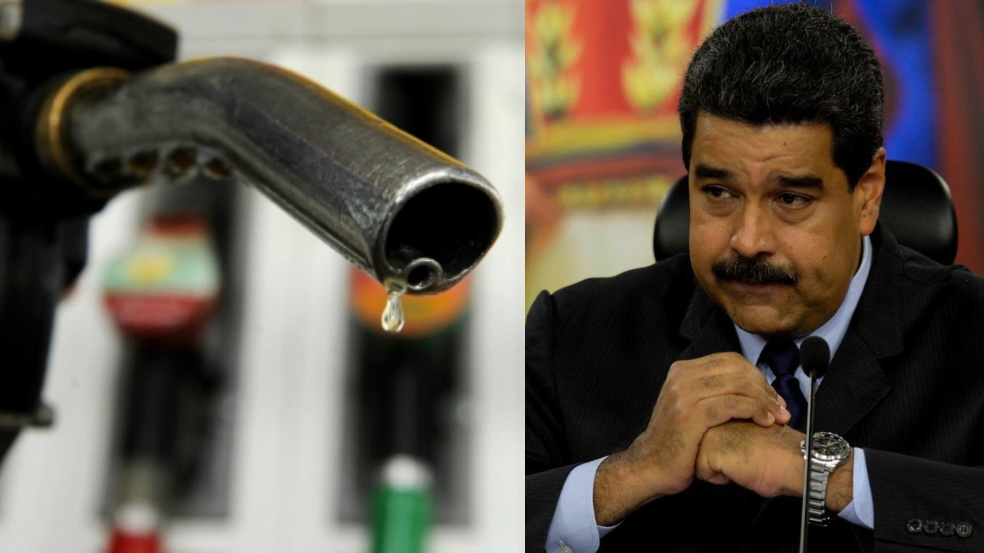 En los últimos meses, la escasez de gasolina se ha extendido paulatinamente en las ciudades del interior de Venezuela, en especial en estados fronterizos.