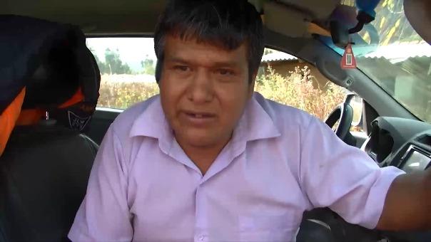 Melvin Rojas reconoce la fortaleza de su esposa y agradece contar con trabajo.